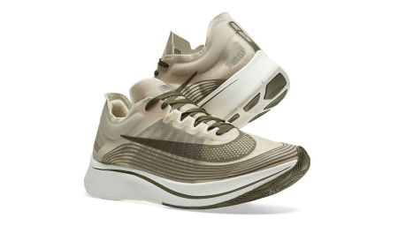 Running Things: NikeLab Zoom Fly SP Dark Loden