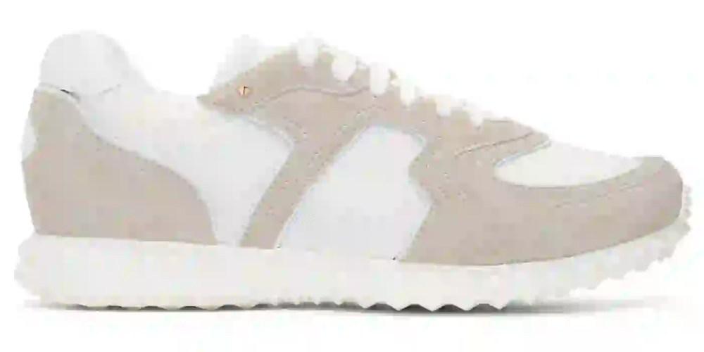 White Valentino Garavani Hive Sneakers