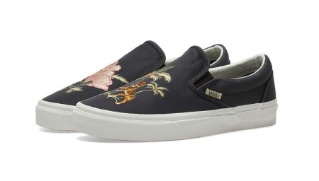 Slipping back: Vans Classic Slip On DX