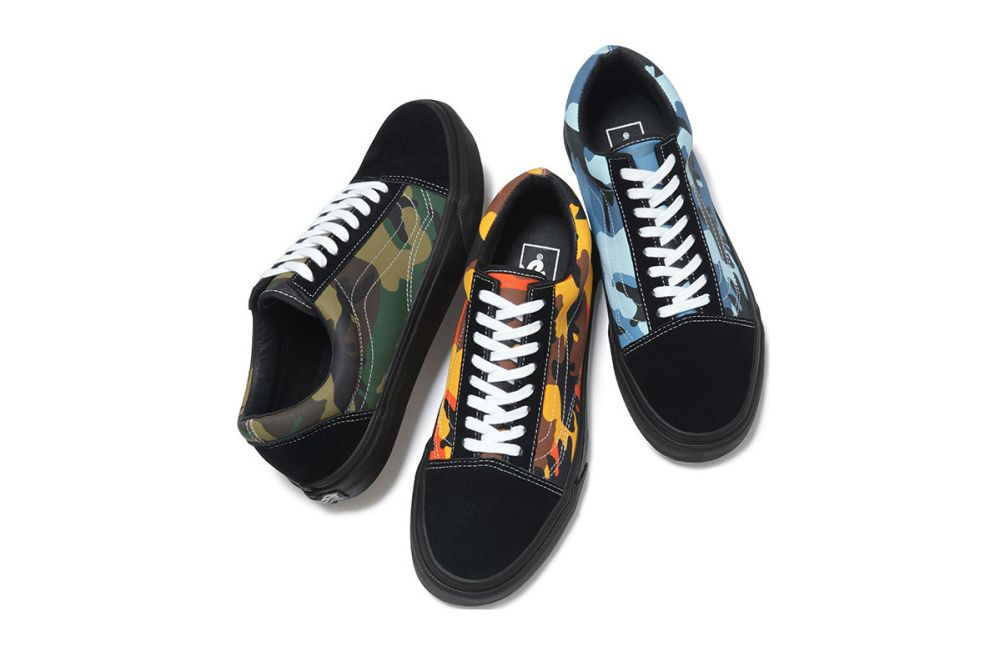 vans old skool supreme 2015