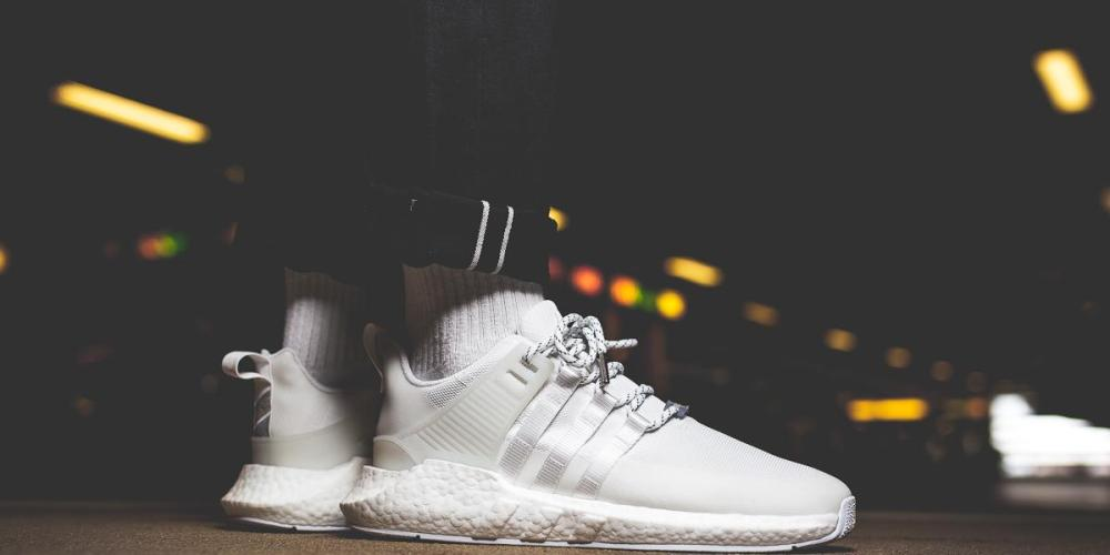 adidas EQT Support 93/17 triple white