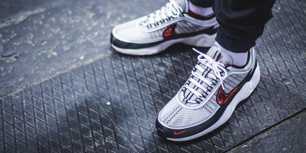 nouveaux styles 8fda5 43715 Nike Air Zoom Spiridon History | Cult Edge