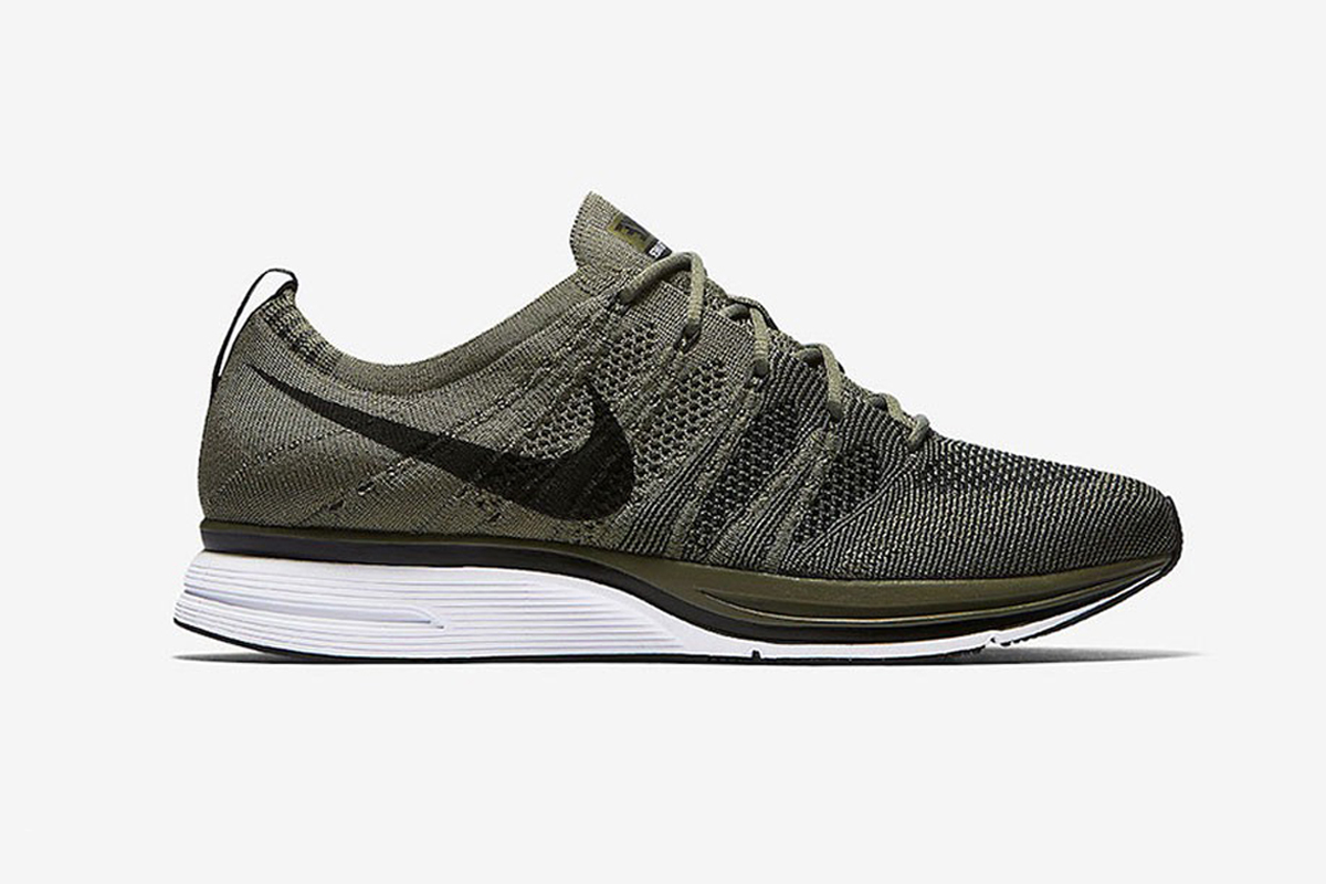 2e7e11591893 ... where to buy well this nike flyknit trainer olive iteration is our  favorite perfectly matching the