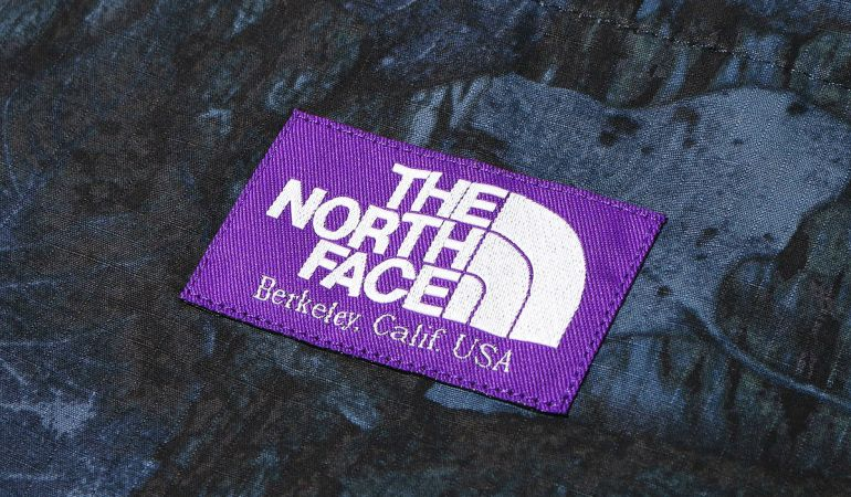 Japan Exclusive Purple Label by The North Face