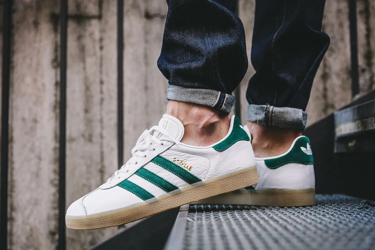 adidas Gazelle Collegiate Green