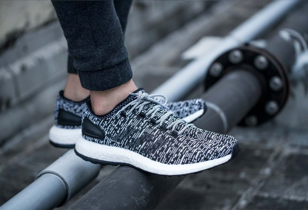 newest 18ce6 c7568 adidas Pure Boost Anniversary Edition, via HYPEBEAST