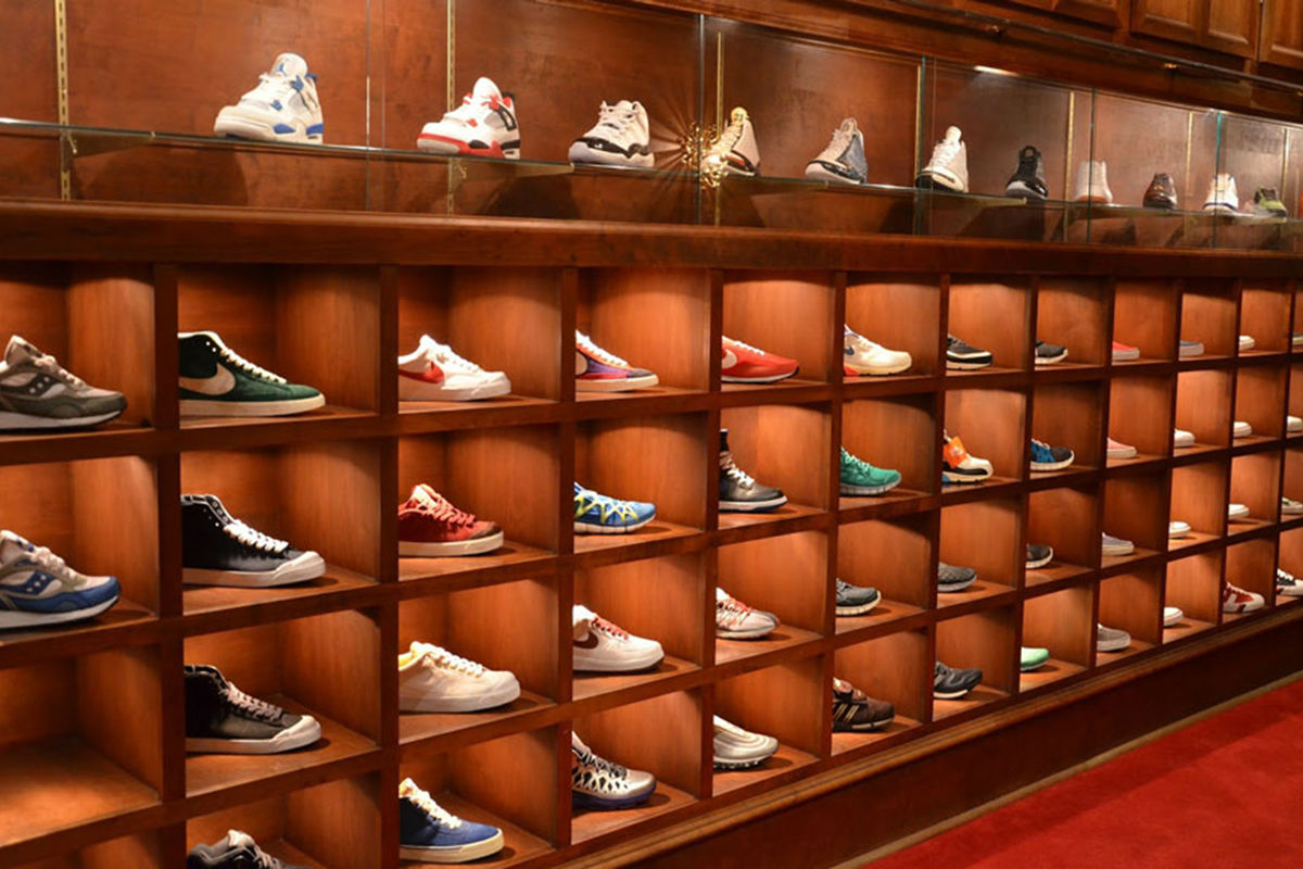 Top 20 Best Sneaker Shops in the World