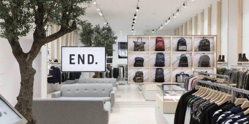 end clothing glasgow