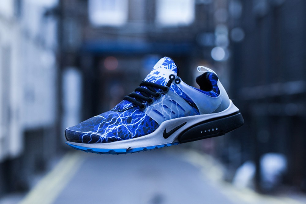 """big sale ceace 4727d Another pair that was part of the OG release of the Nike Air Presto is the  now dubbed """"Lightning"""". Originally launched as the """"Trouble at Home"""", ..."""