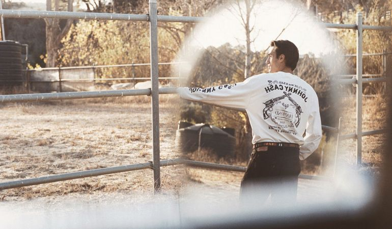 A Journey To The Past: Diamond Supply Co. Honors Johnny Cash