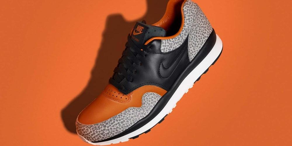 Nike Air Safari History