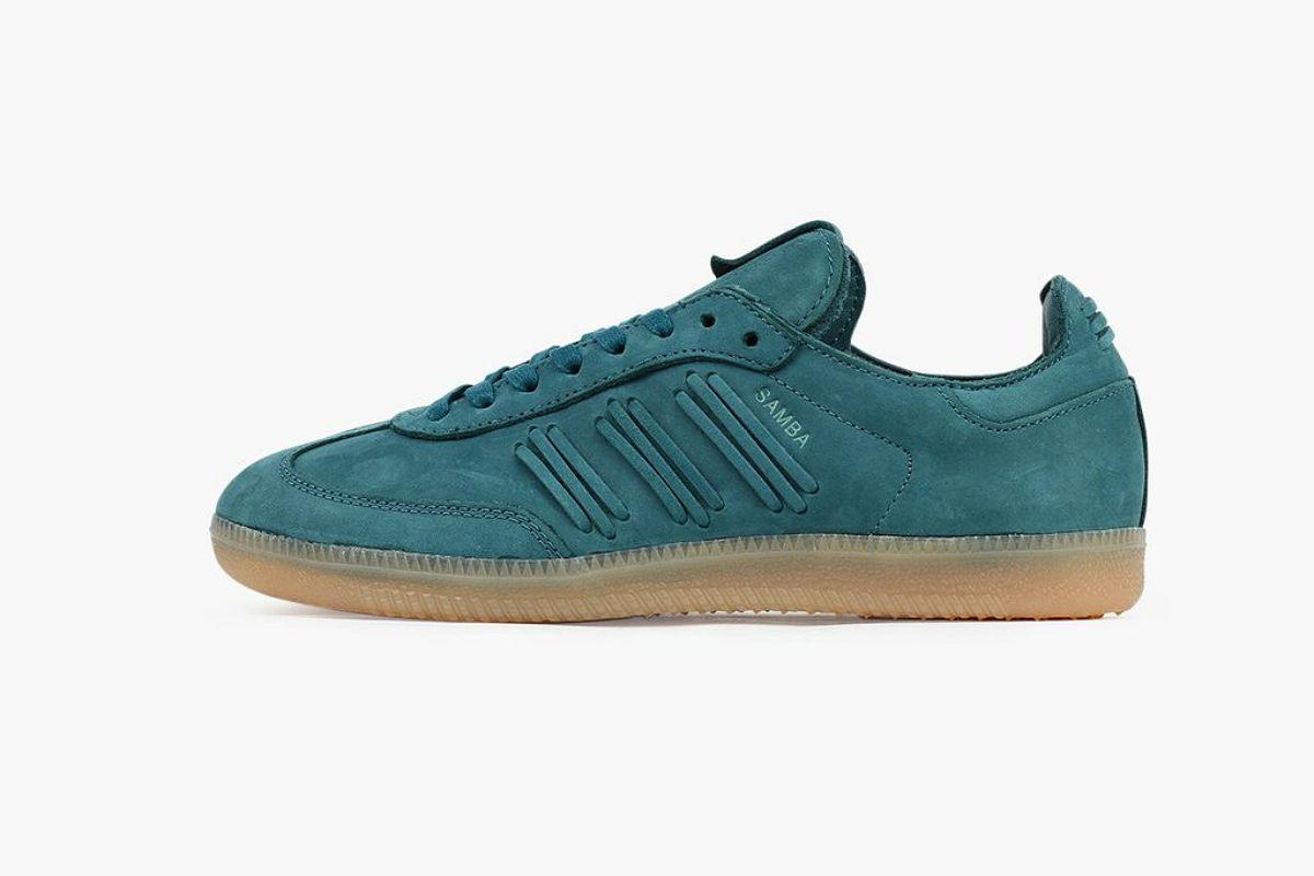 adidas Consortium Women Samba Deep Hue BY2832