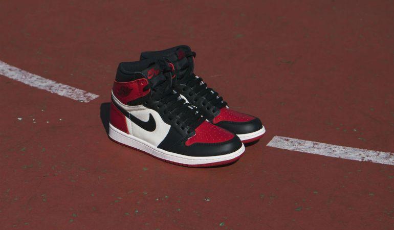 Air Jordan 1 Bred Toe Restock