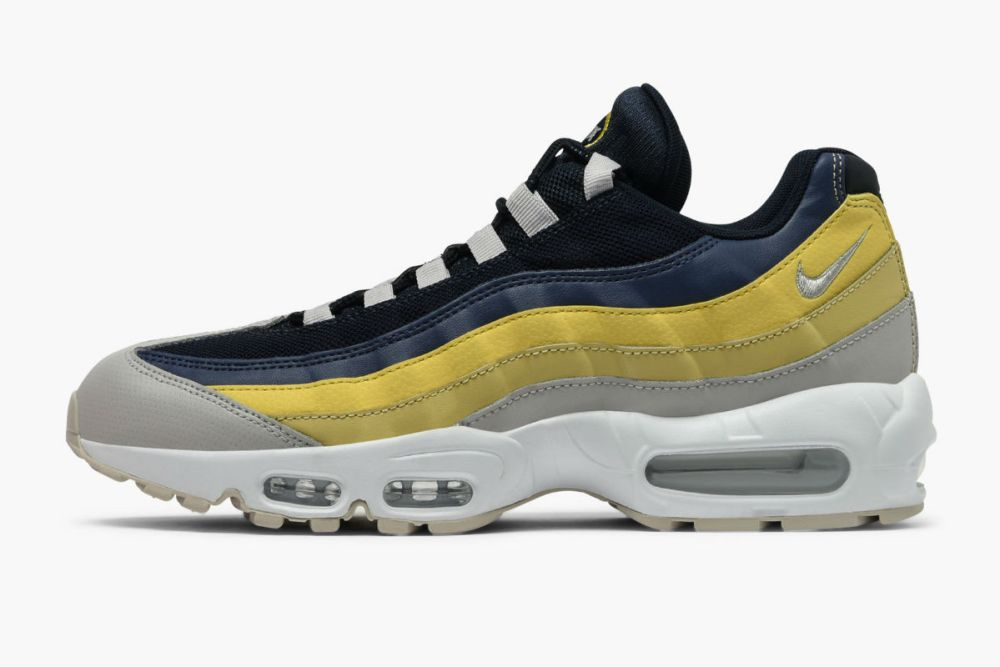 Nike Air Max 95 Essential White/Vast Grey/Lemon Wash