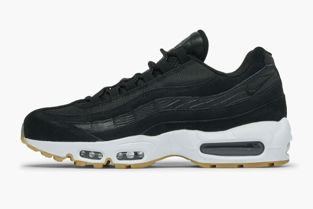 Nike Air Max 95 Premium Black/Dark Grey/Gum