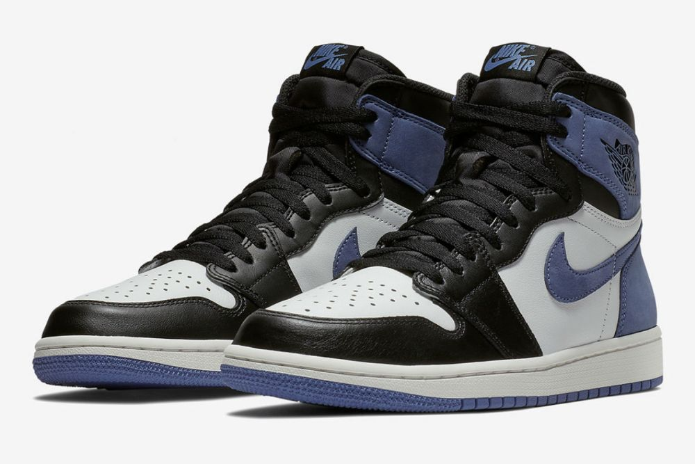 Air Jordan 1 Retro High Blue Moon OG