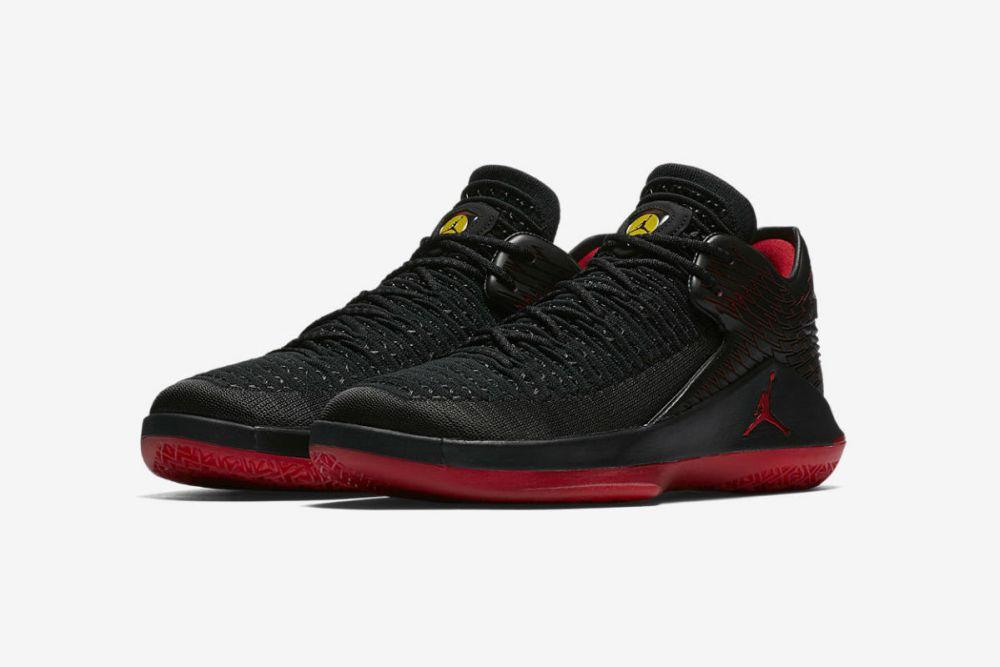 Air Jordan XXXII Low 'Last Shot'