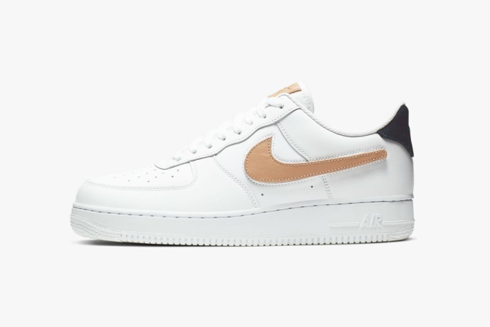 Nike Air Force 1 07 LV8 3 White obsidian
