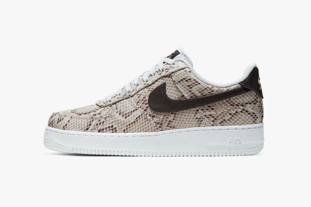 nike air force 1 premium snakeskin