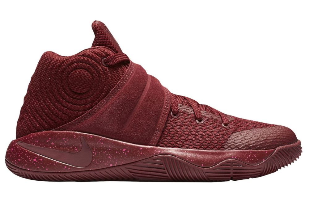 nike kyrie 2 grade school team red