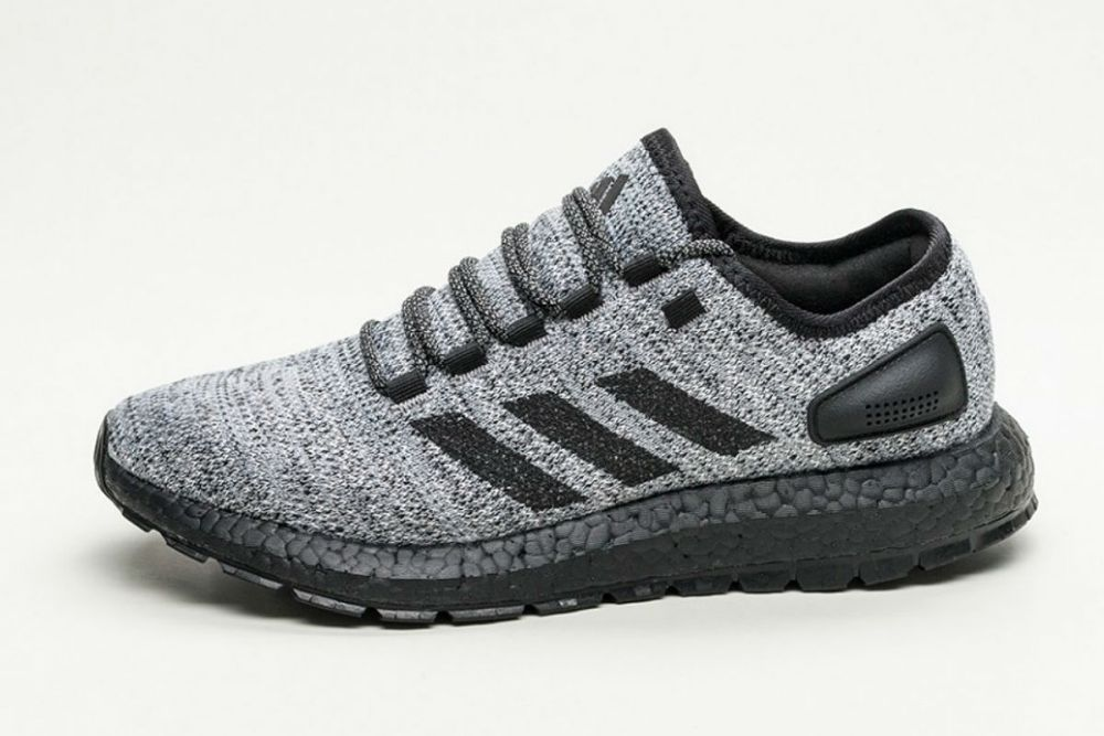 adidas Pure Boost Black White
