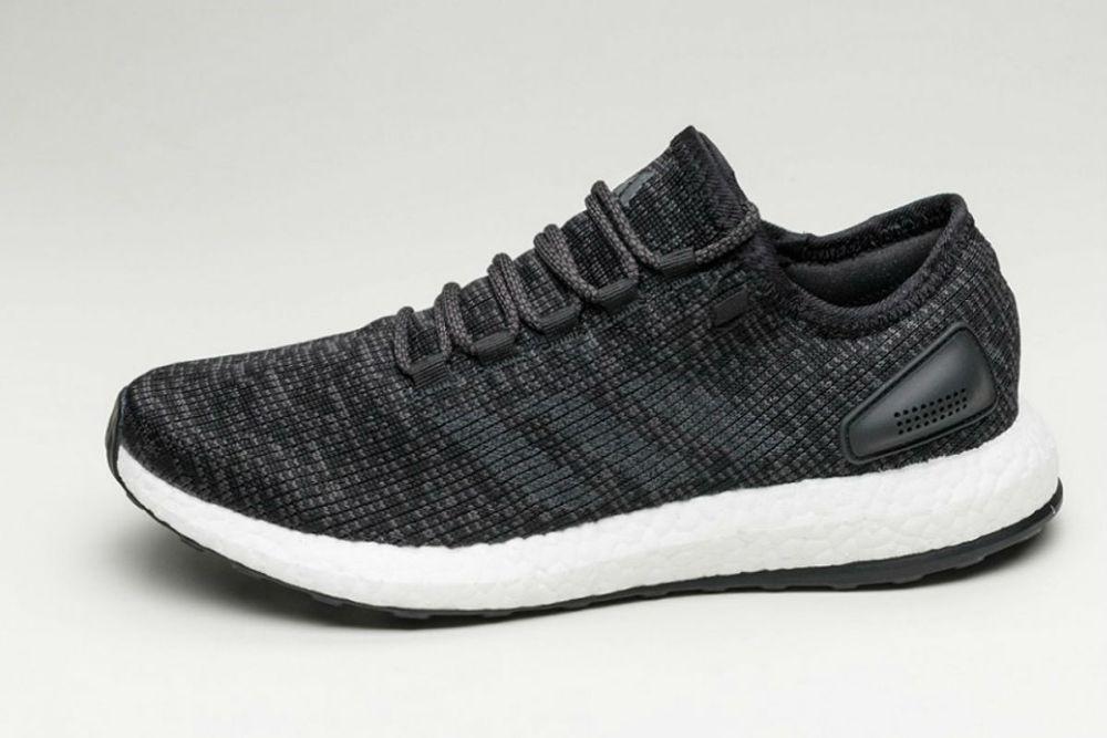 adidas Pure Boost Core Black