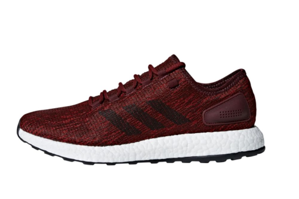 adidas Pure Boost Red