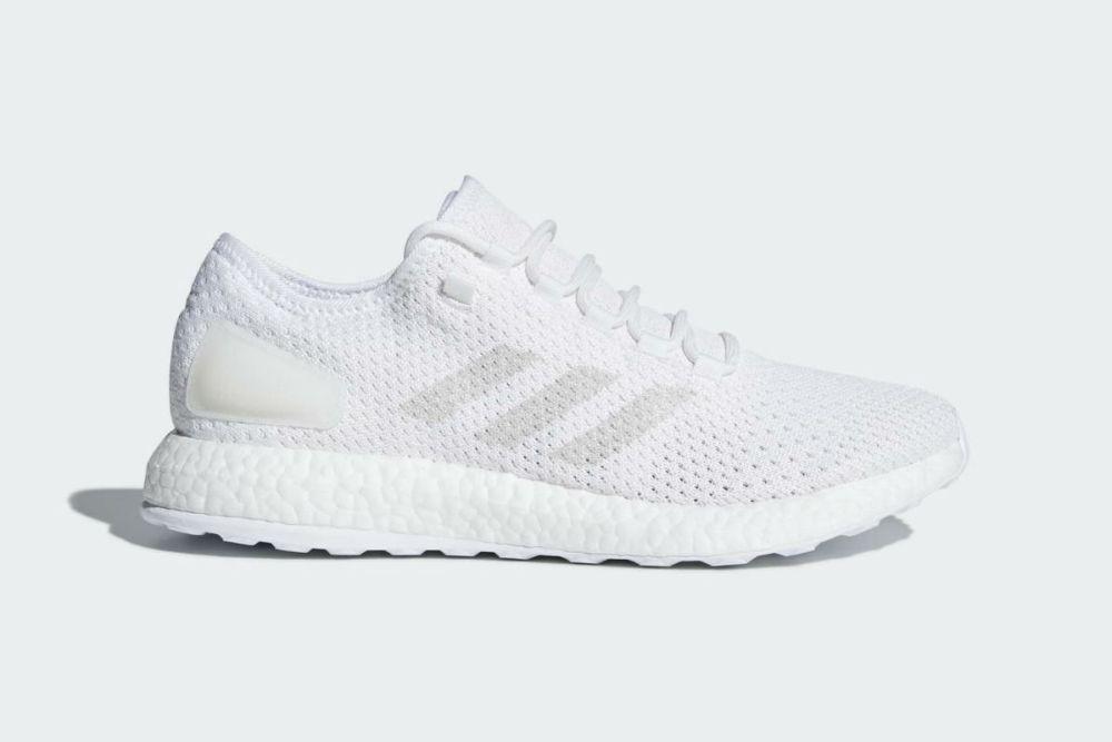 adidas Pure Boost Triple White