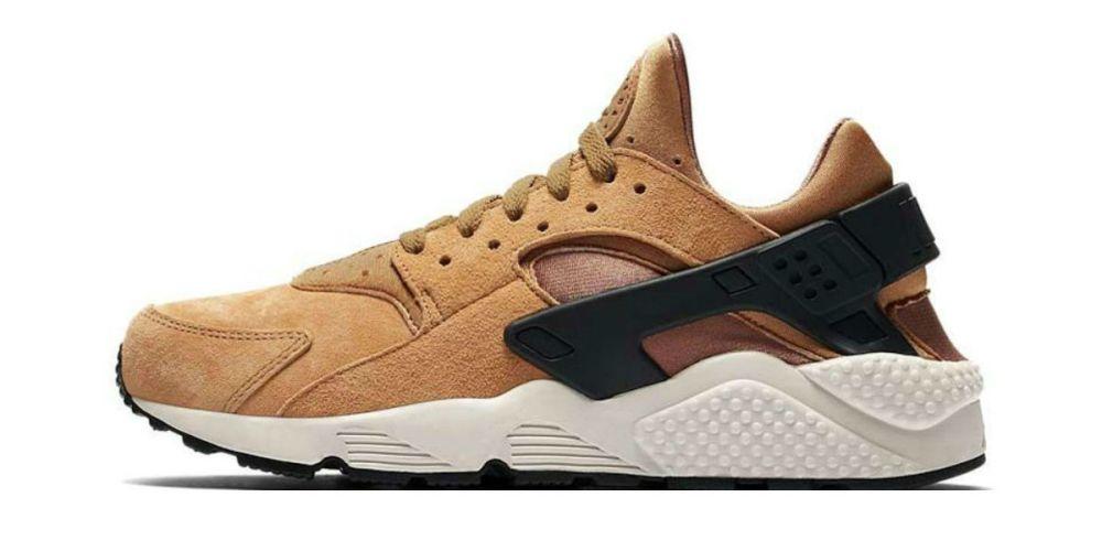 Nike Air Huarache Run PRM Wheat