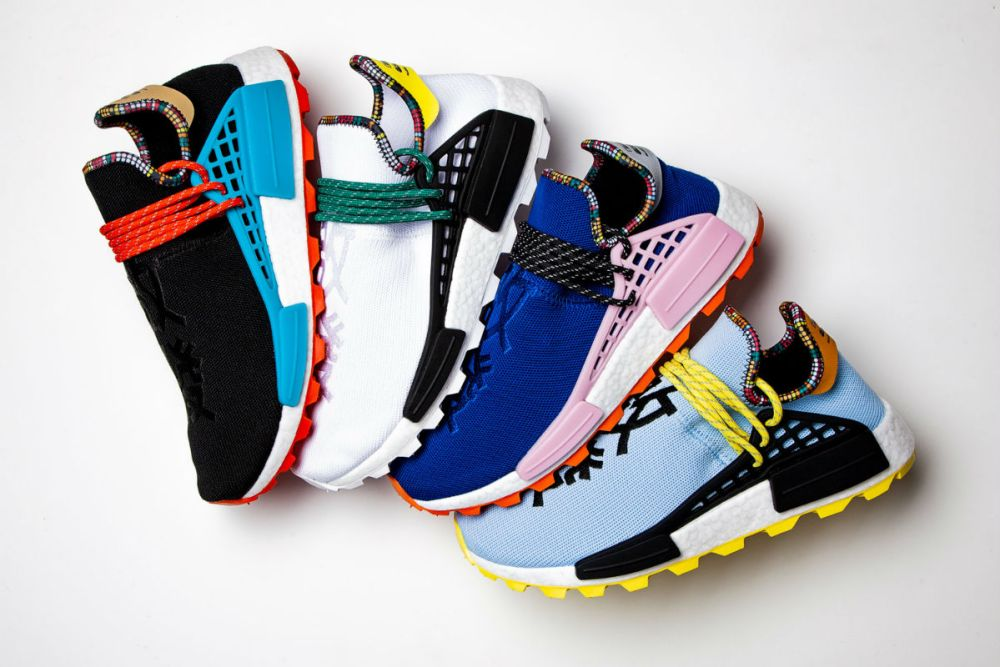 adidas pharrell williams hu nmd inspiration pack
