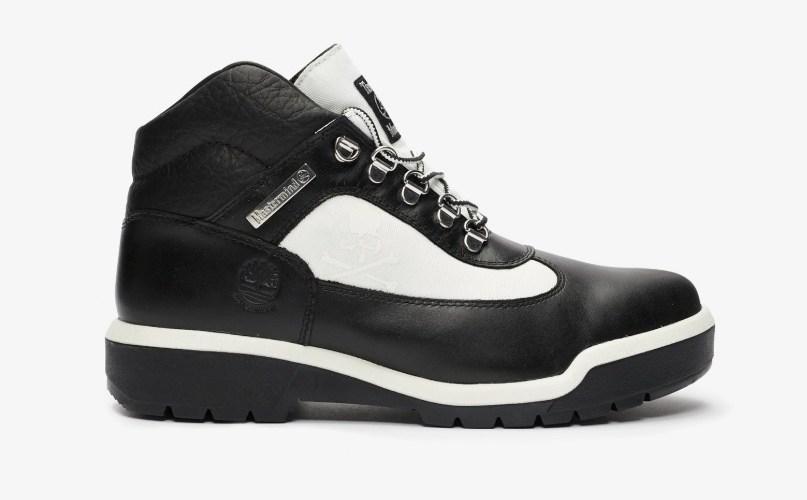 Mastermind x Timberland Field Boot
