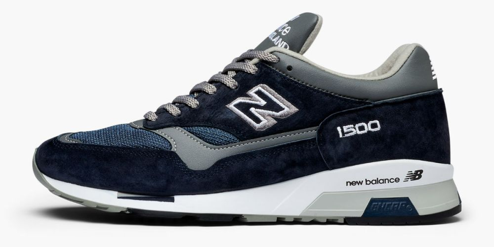 New Balance 1500 Navy/Grey M1500PNV