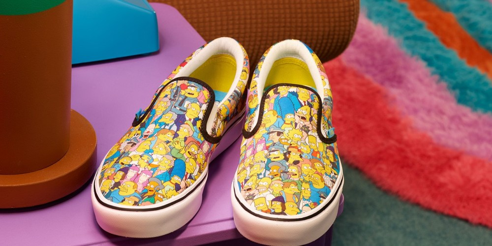 The Simpsons x Vans Collection10