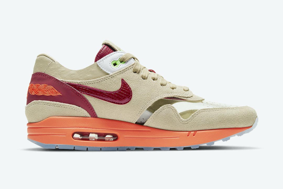 The Infamous Clot x Nike Air Max 1 Returns for the First Time Since 2006