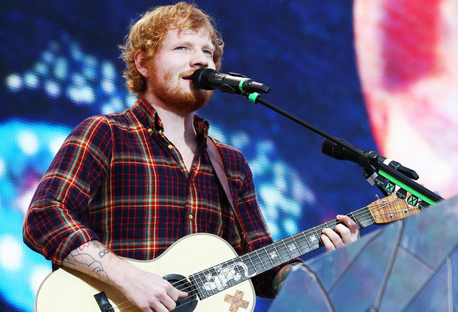 Ed Sheeran Divide Tour