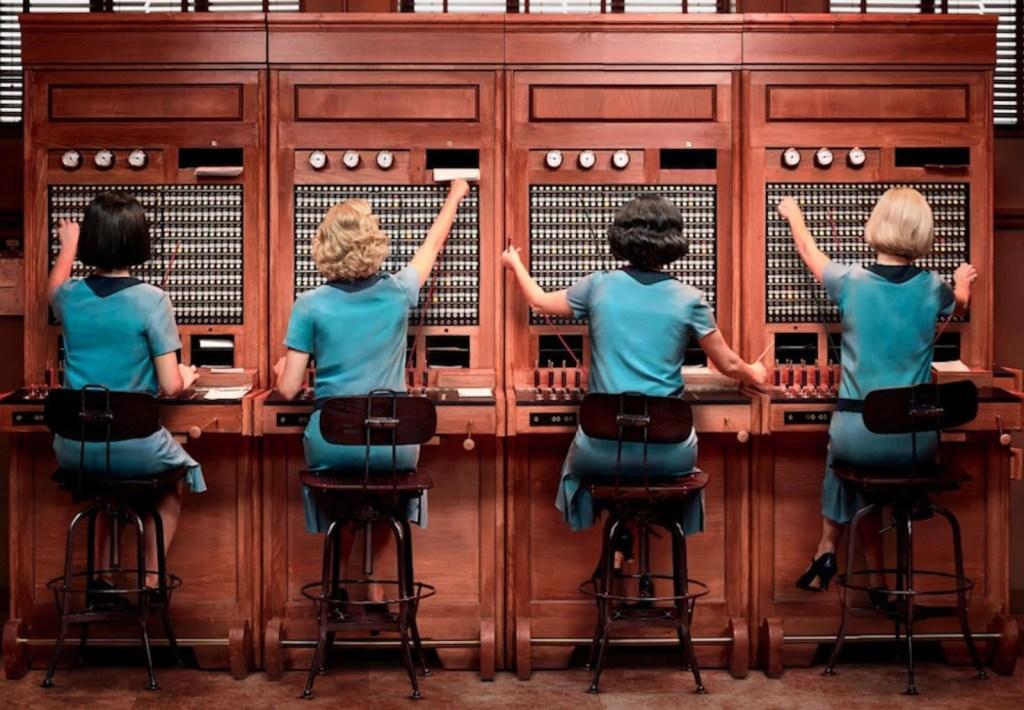 As Telefonistas Las chicas del cable