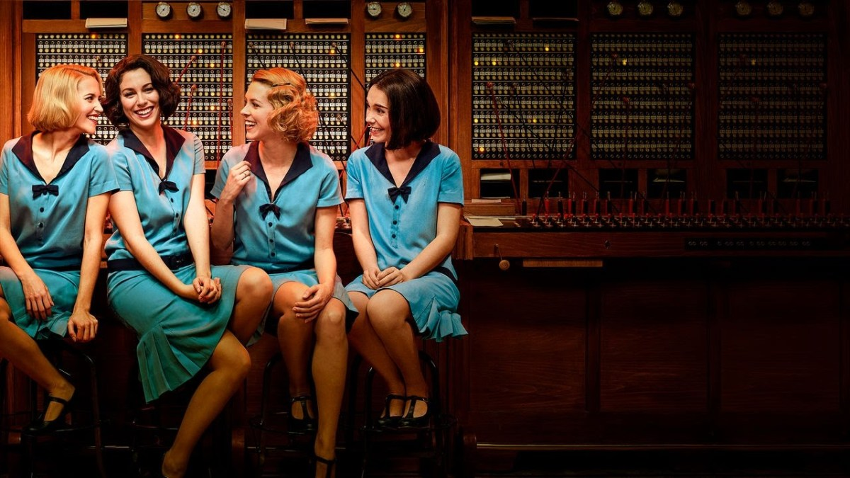"""""""As telefonistas"""" (Las chicas del cable) série espanhola da Netflix"""