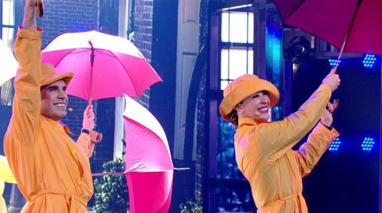 Cantando na chuva
