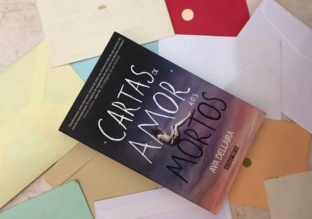 Resenha: Carta de amor aos mortos (Ava Dellaiara)