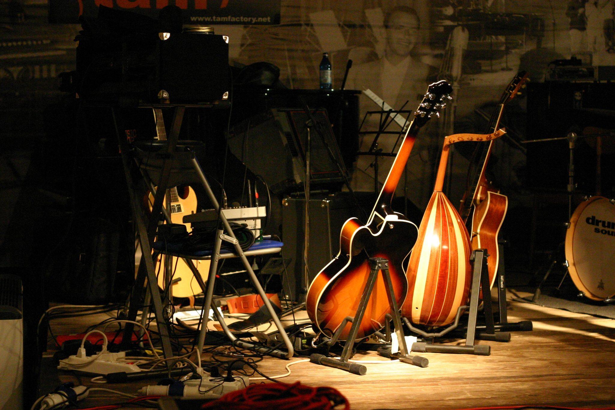 Aulas de música gratuitas