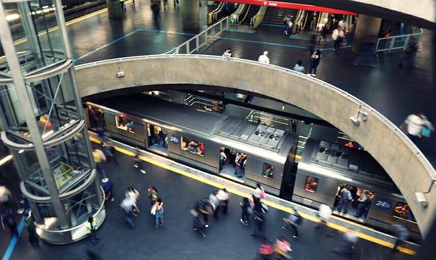 Linha da Cultura do Metrô