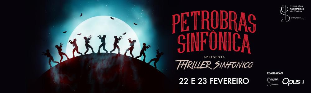 Thriller Sinfônico: orquestra vem para duas apresentações em São Paulo