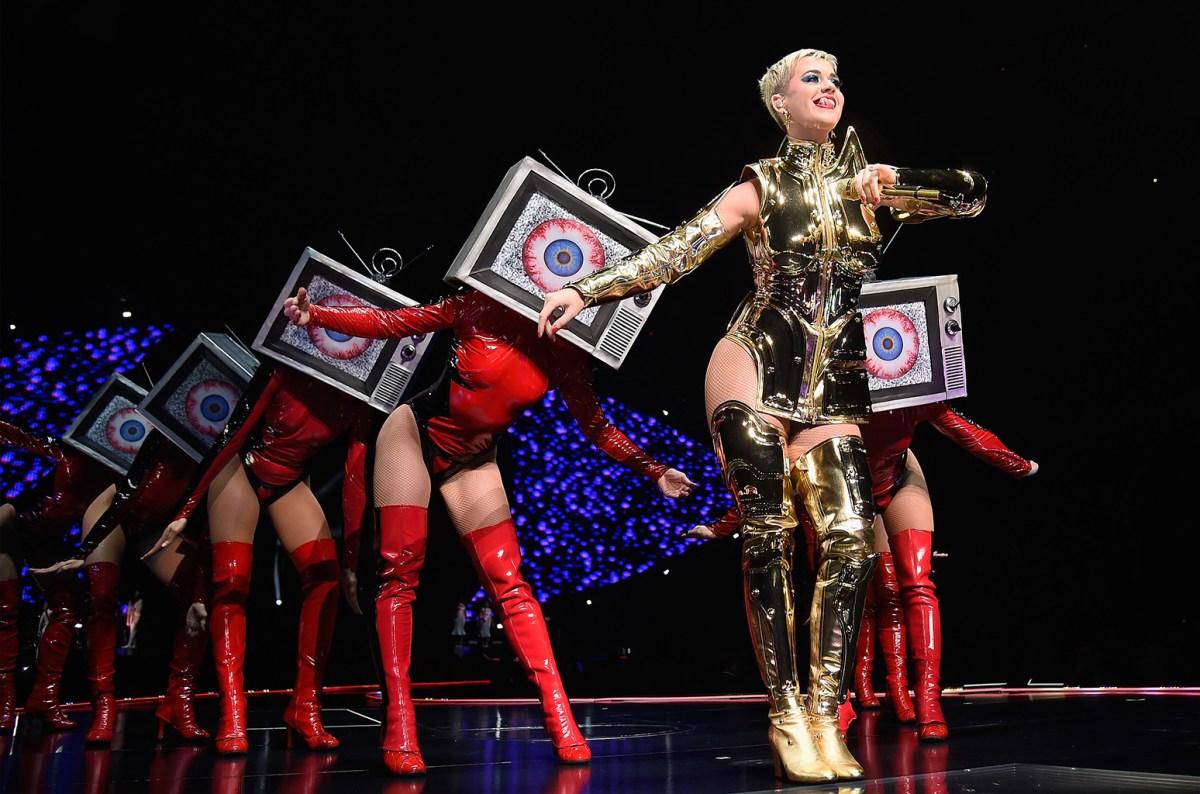 Katy Perry - Setlist da Witness: The Tour em São Paulo