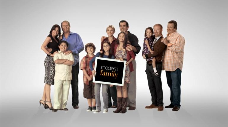 resenha de modern family