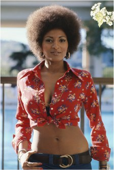 UNITED STATES - CIRCA 1970: Mid 1970s, California, Los Angeles, Pam Grier. (Photo by Michael Ochs Archives/Getty Images)