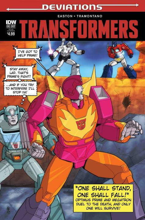Transformers Deviation 2