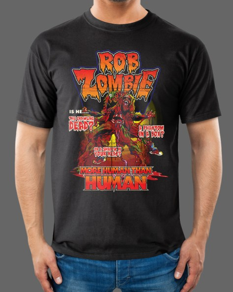 Rob Zombie-More-Human-Than-Human
