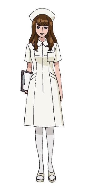 Chiemi Chiba as Ruriko Yamashina