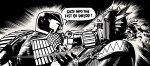 Mega City Book Club Episode 57: Gaze into the fist of Dredd!