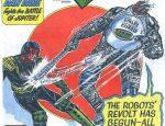 Judge Dredd: The Robot Wars (2000 AD progs 9–17)